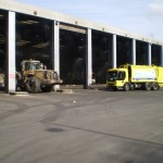 transport assessment for waste treatment facility
